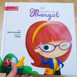 Les lunettes de Margot, éd. de la Bagnole