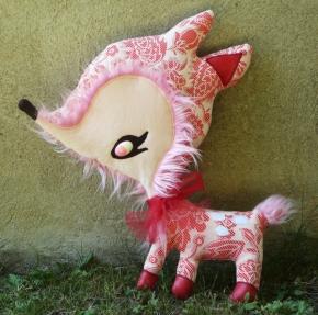 Pink Bambi