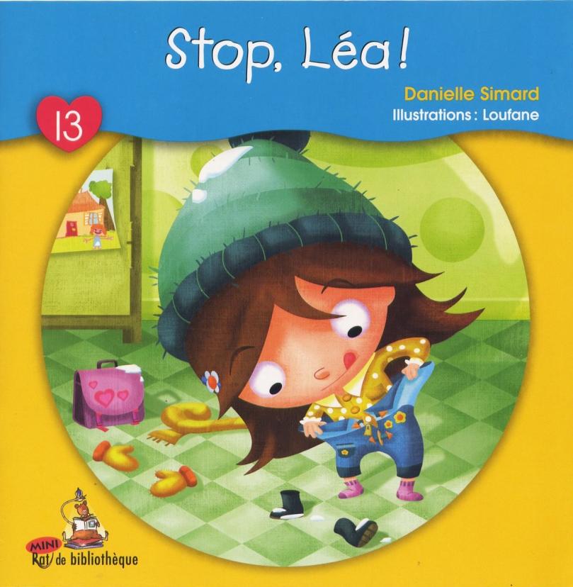 Stop Léa, éd. Erpi