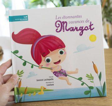 Les étonnantes vacances de Margot, éd. de la Bagnole